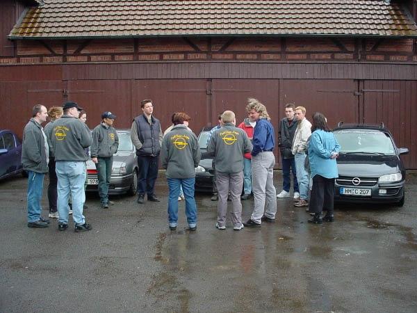 Kartfahren 2002 (2)